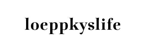 LoeppkysLife logo