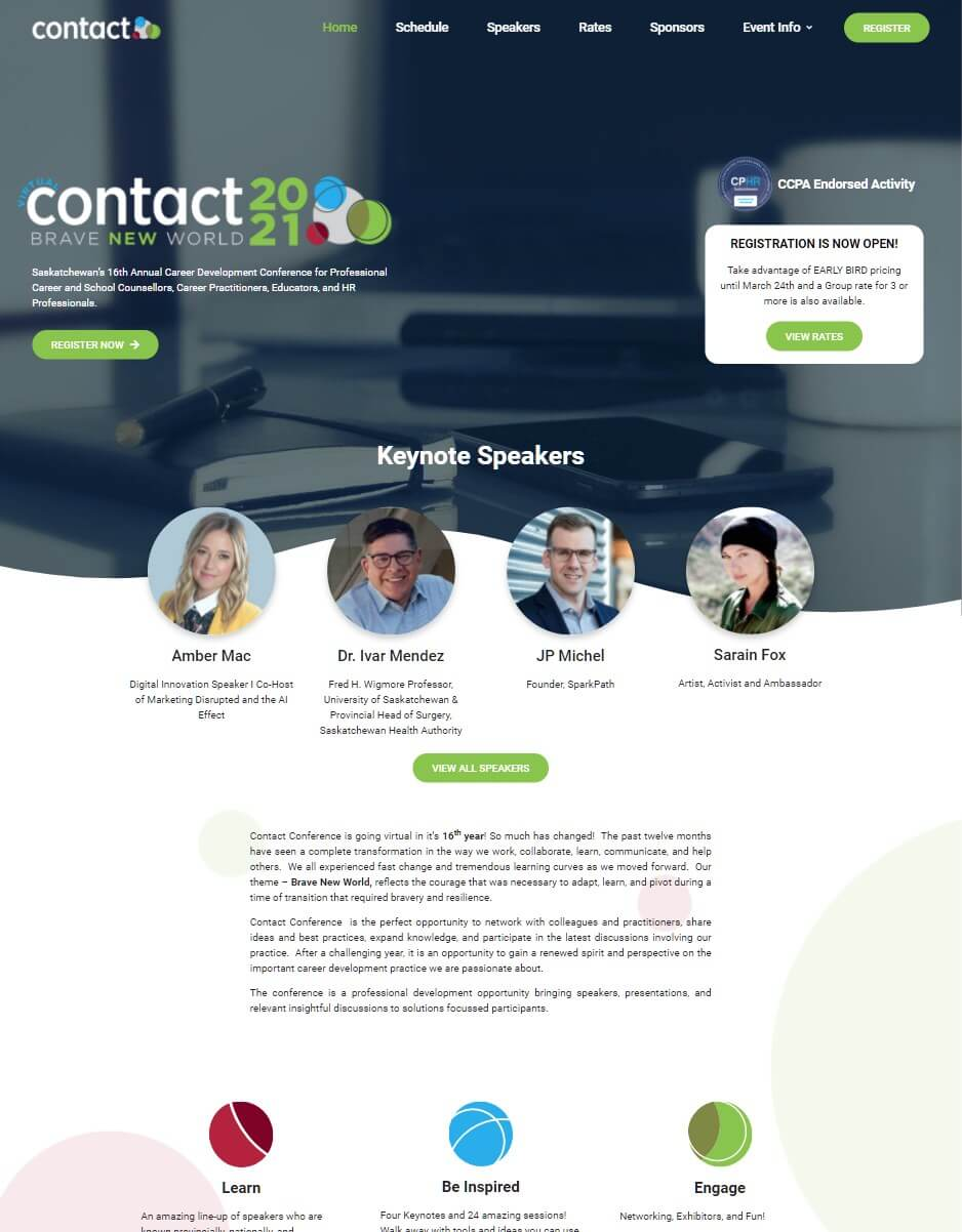 Contact Conference featured image