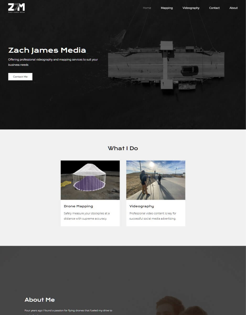 Zach James Media featured image